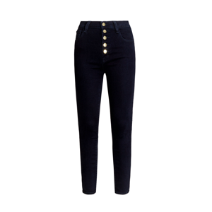 Džíny J Brand LILLIE SUPER HIGH RISE CROP SKINNY